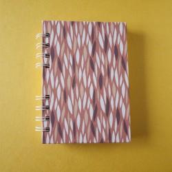 Cuaderno A6 con espirales y...