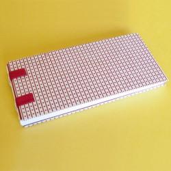 Cuaderno alargado con...