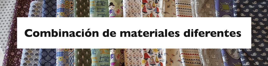 Compra cuadernos originales que combinan diferentes materiales